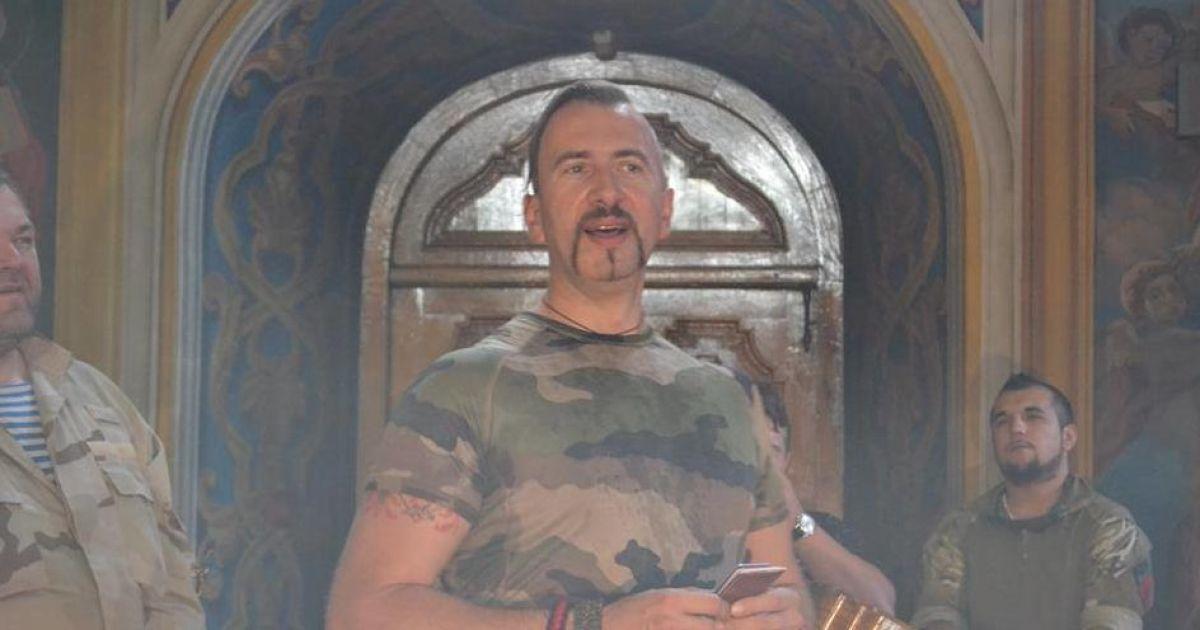 На Андреевском спуске может появиться сквер имени Василия Слипака