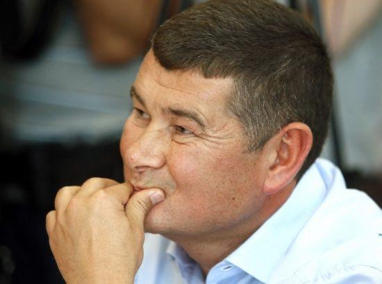 Нардеп-утікач Онищенко подав документи до ЦВК для участі у виборах