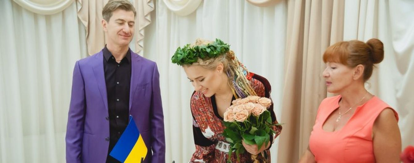 Ольга Горбачова вийшла заміж за Юрія Нікітіна