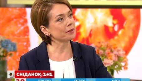 Министр образования и науки Украины рассказала о проблемах финансирования профтехучилищ