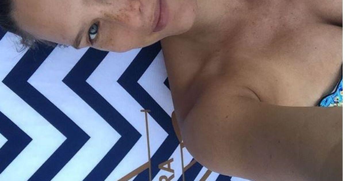 Екс-дівчина Ді Капріо готується стати мамою @ instagram.com/barrefaeli