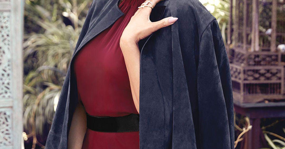 Хлое Кардашян стала украшением нового номера мексиканского Glamour @ glamour.mx