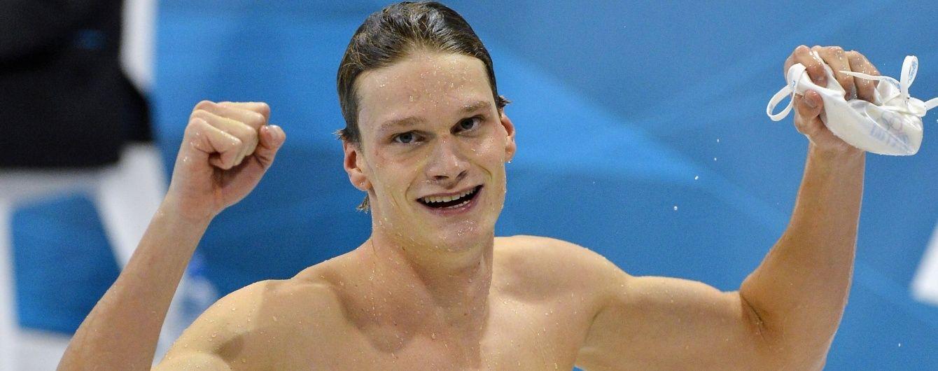 Олімпійський чемпіон пообіцяв пропливти навколо Ісландії, якщо вона виграє Євро-2016