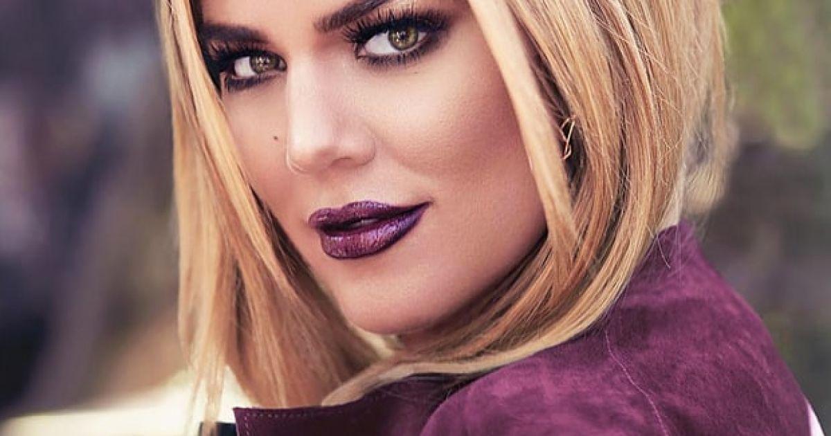 Хлое Кардашян стала окрасою нового номера мексиканського Glamour @ glamour.mx