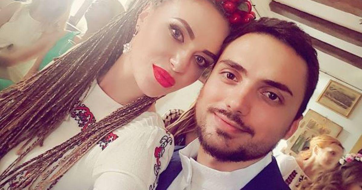 Появились первые фото со свадьбы Никитина и Горбачевой @ instagram.com/babaslavka