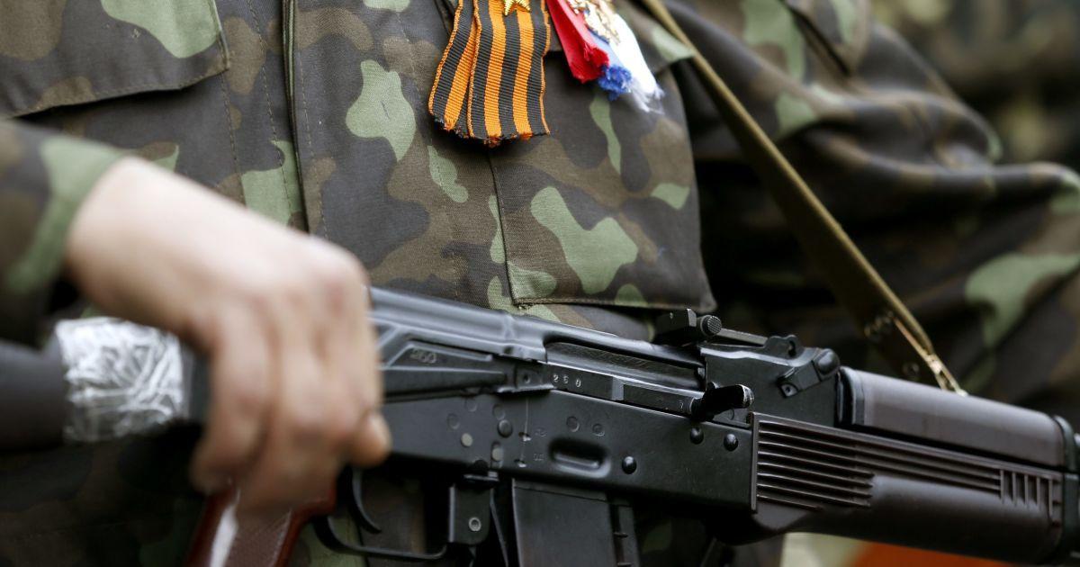 В Троицком боевики били по украинским военным из ракетных комплексов