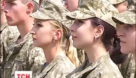 Выпускники Военного института КНУ пополнят ряды украинской армии