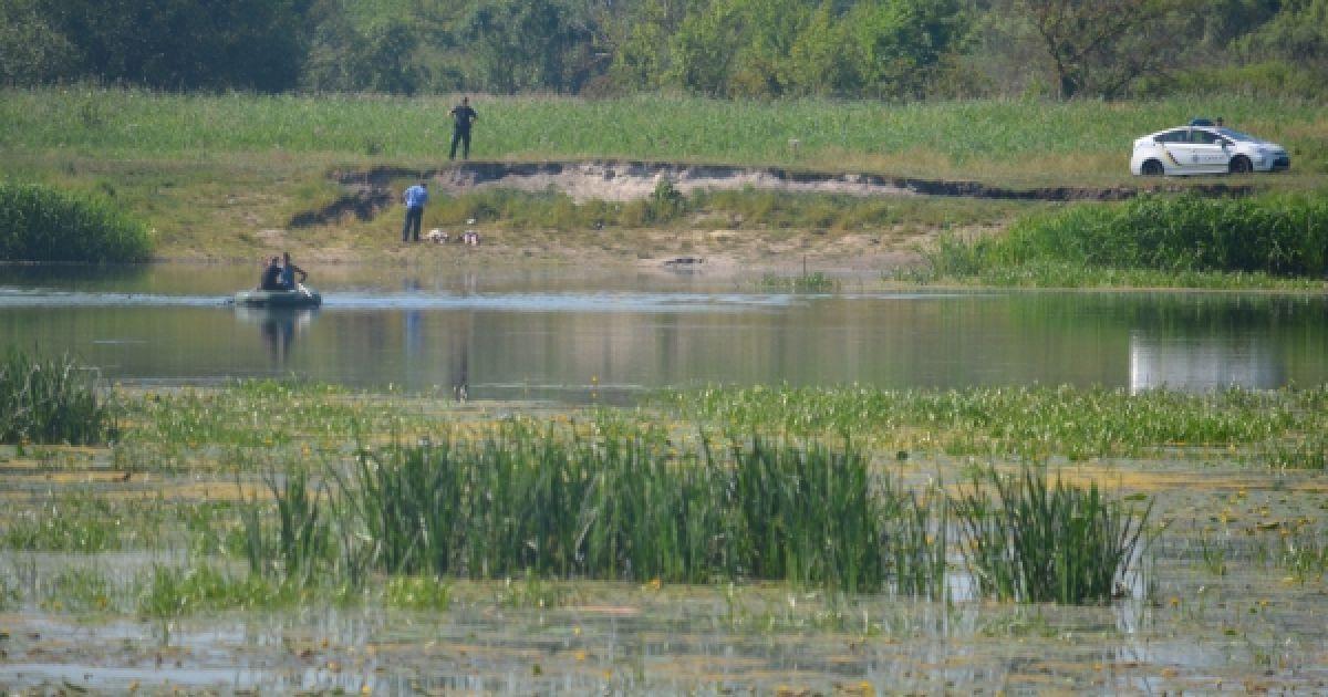В Луцке из реки выловили двух утопленников