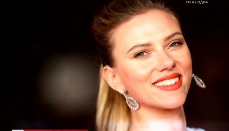 Скарлетт Йоганссон дали статус акторки, яка зібрала найбільші касові збори за всю історію кіно