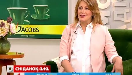 Олена Кравець розповіла про свою вагітність