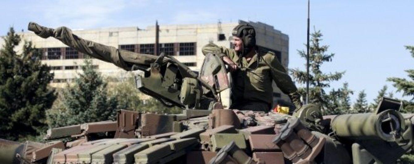 Розвідка зафіксувала підкріплення проросійських бойовиків біля Дебальцевого
