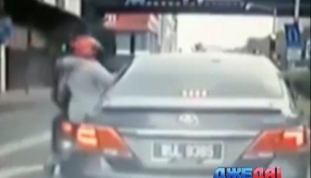 Полиция хочет сделать угон автомобиля тяжким преступлением