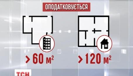 В Україні починає діяти новий податок на нерухомість