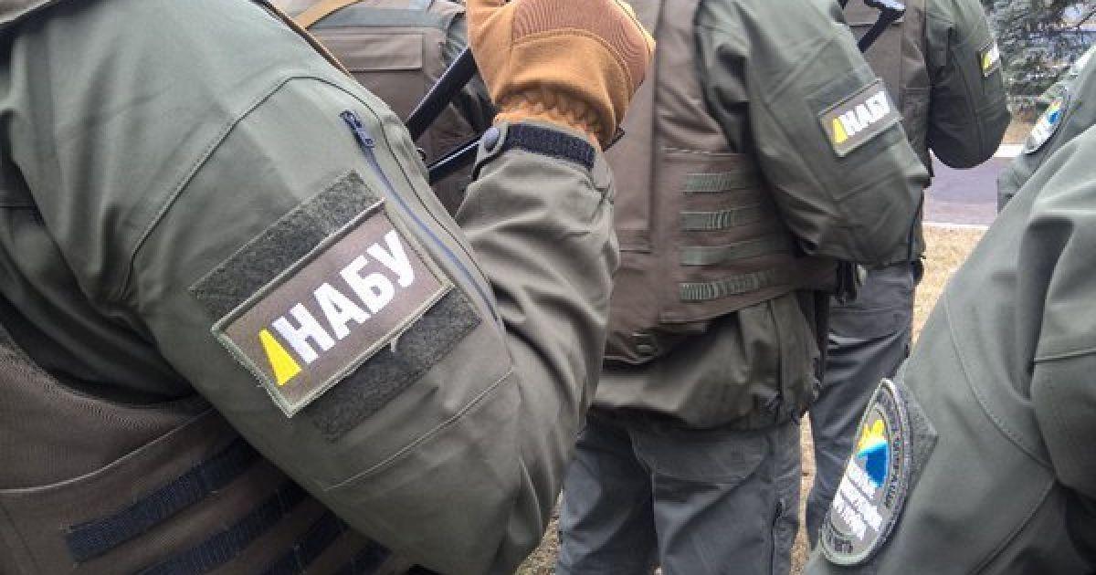 """НАБУ заявило про 16 обысков по делу о хищении имущества """"Укрнафты"""""""