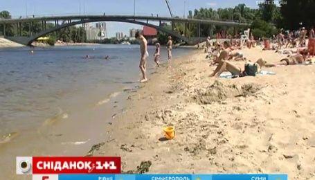 С начала 2016 года на воде в Украине уже погибло 419 человек