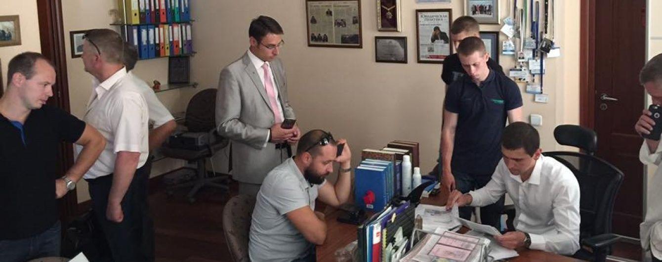 Один з адвокатів Онищенка втік з України під час обшуку - Холодницький