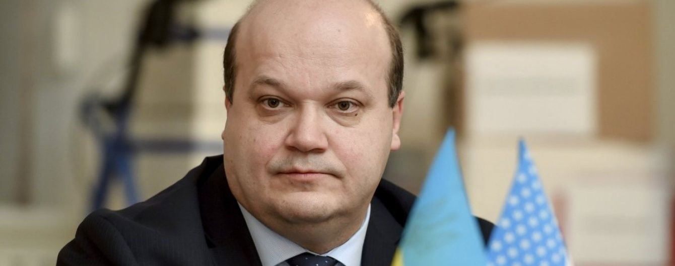 Чалый заявил о появлении в Сети фейкового аккаунта посла Украины в США