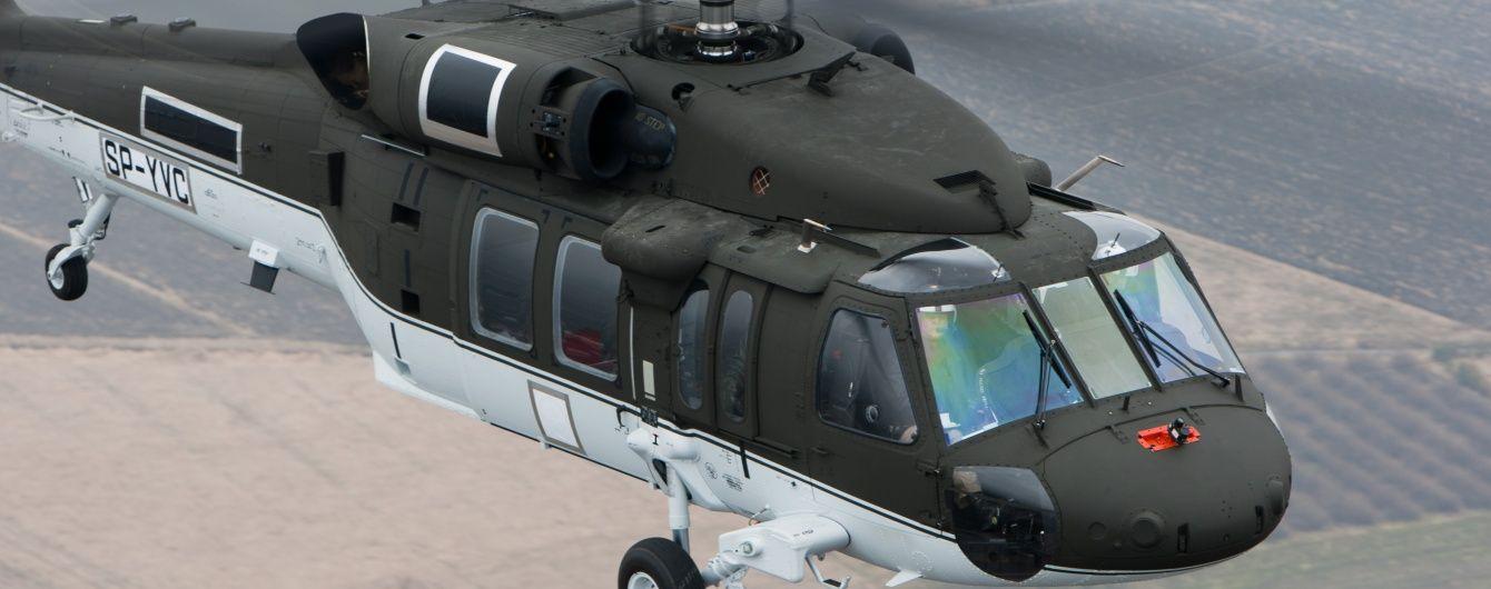 В Турции разбился военный вертолет с генералом на борту