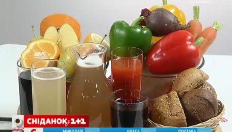 Советы диетолога. Квас активизирует обмен веществ
