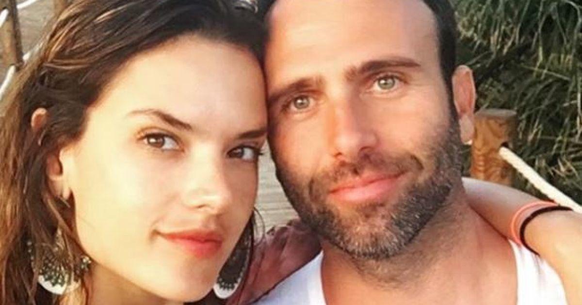 Амбросіо із родиною поїхала у відпустку @ instagram.com/alessandraambrosio