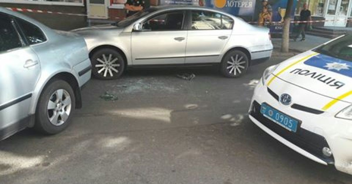 @ Facebook/Патрульна поліція Кіровограда