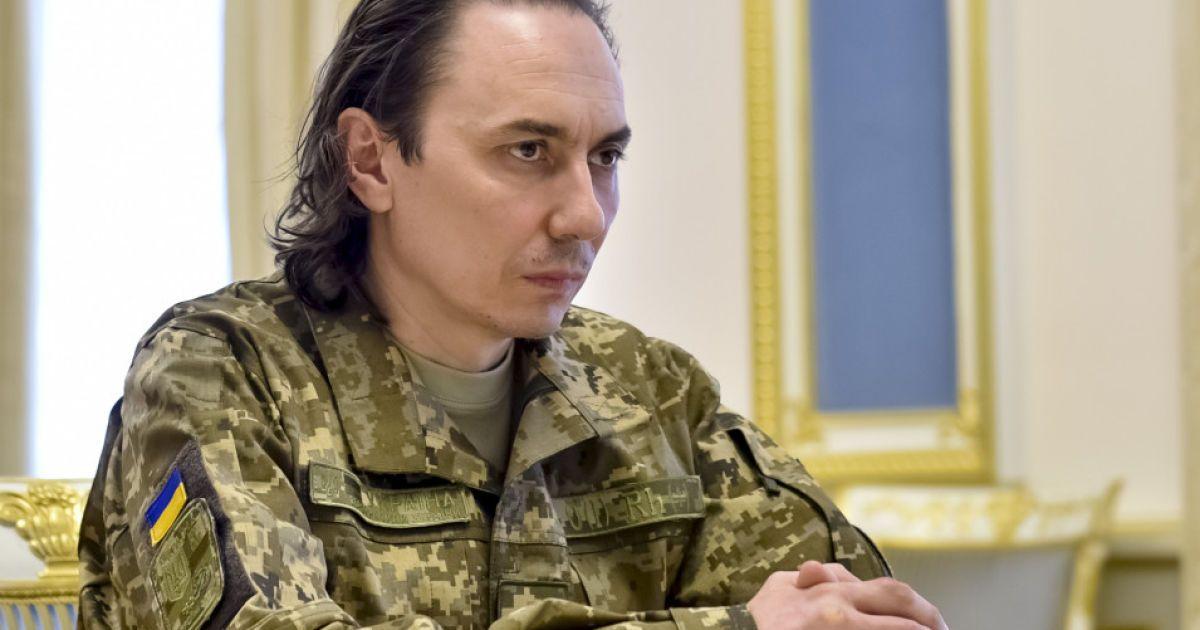 Иван Безъязыков @ Сайт президента Украины