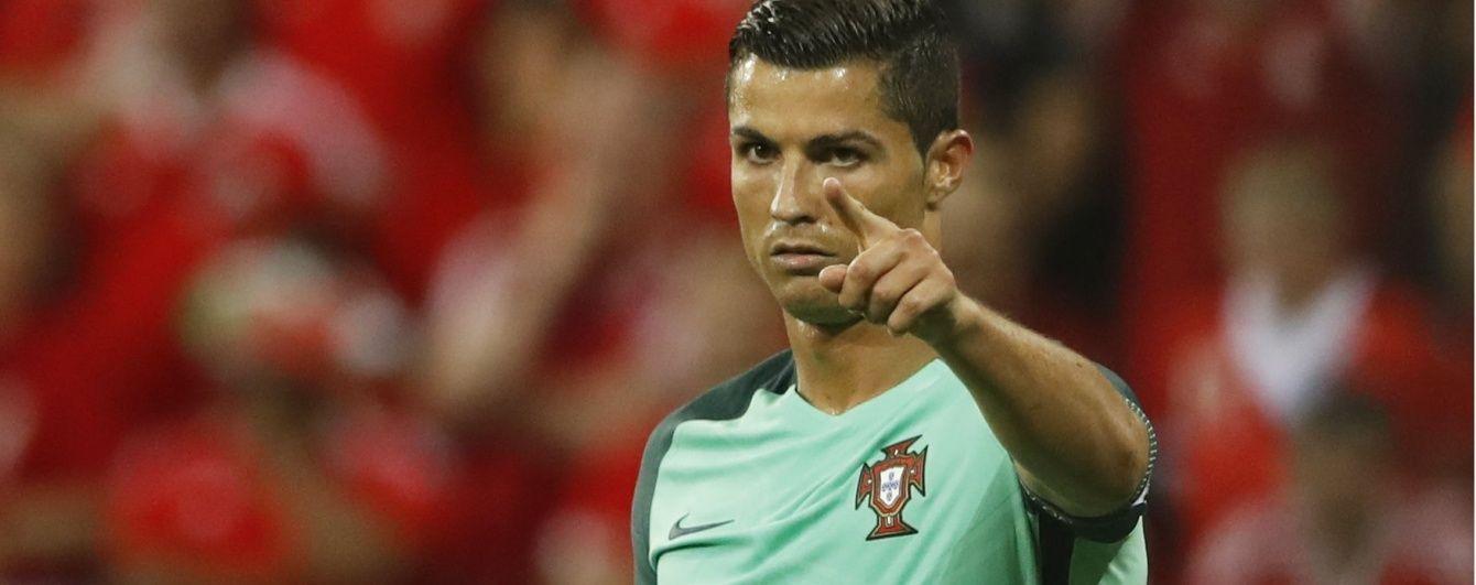 Фантастичний Роналду може стати найкращим бомбардиром в історії Євро