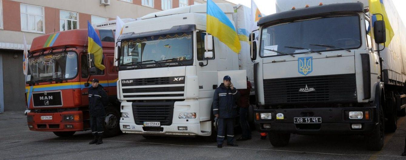 Україна підготувала відповідь на заборону Росії транзиту українських вантажів