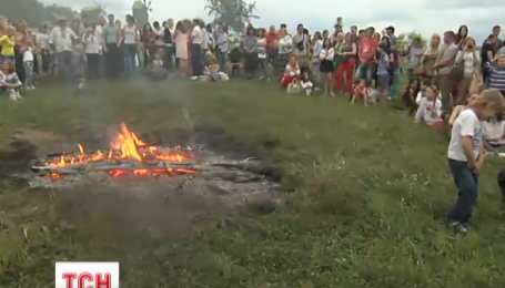 Україна зустріла свято Івана Купала