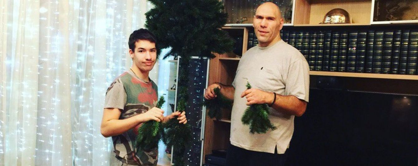 Валуєв відправив сина працювати на м'ясокомбінат