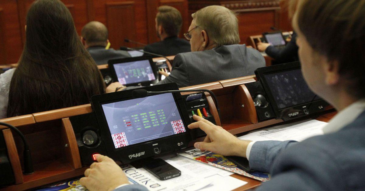 Киевские депутаты наложили мораторий на повышение тарифов за коммуналку