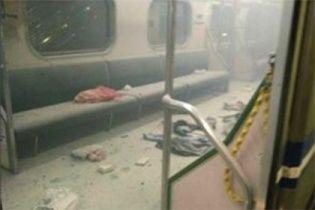 Щонайменше 24 особи постраждали в результаті вибуху в тайванському метро