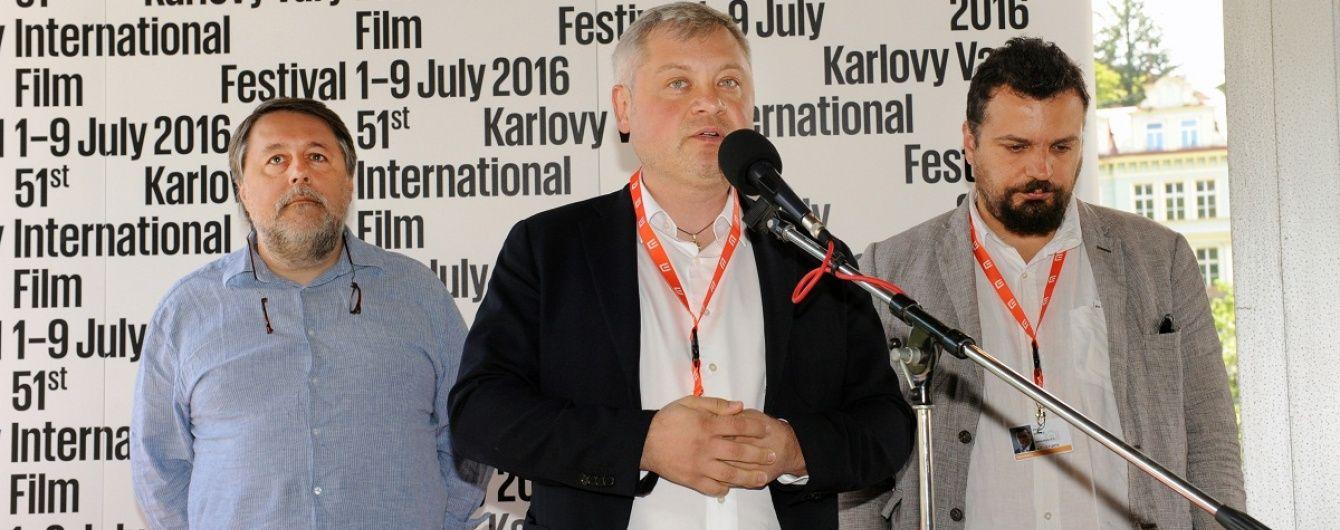 Пилип Іллєнко та Ігор Янковський представили український кінематограф в Карлових Варах