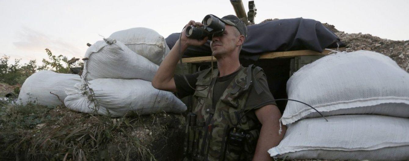 У Міноборони доповіли про поранених українських військових та втрати серед бойовиків