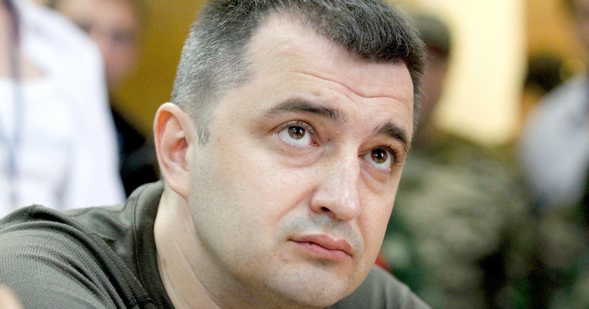 Відсторонений прокурор АТО не з'явився до суду на розгляд власної апеляції