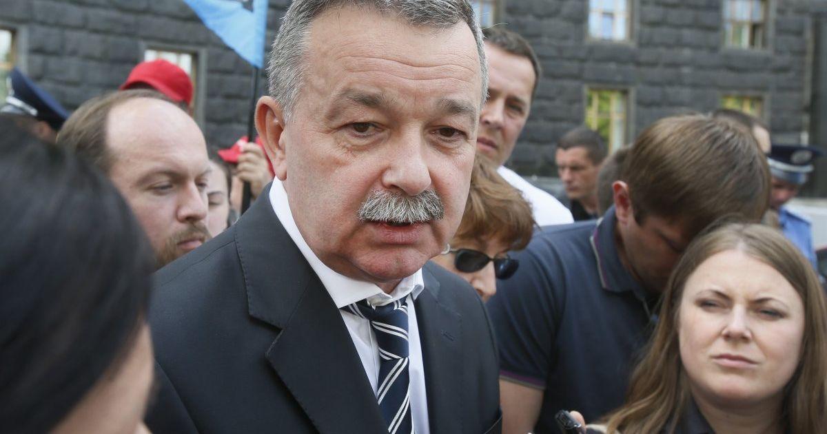 Прокуратура предлагает 60 дней ареста и 5 млн гривен залога для Василишина