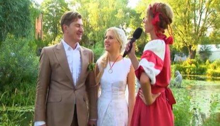 Супруги Юрия и Ольги выбирали дату свадьбы с астрологом