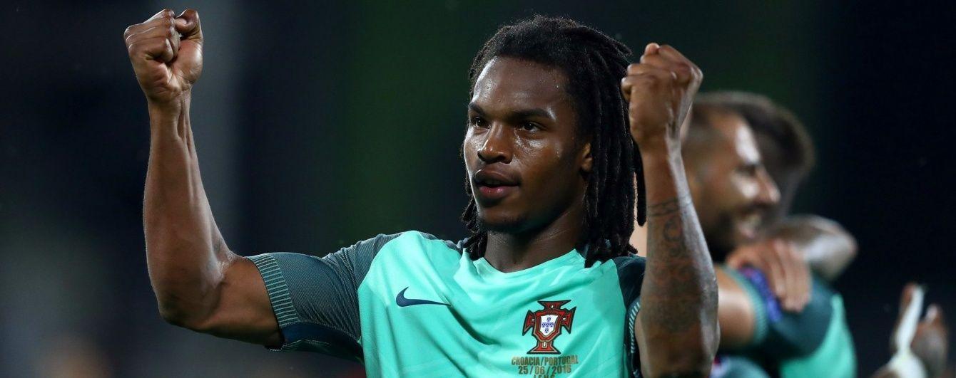Юный хавбек Португалии может побить рекорд Роналду в финале Евро-2016