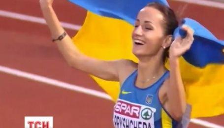 Наталья Прищепа стала чемпионкой Европы в забеге на 800 метров