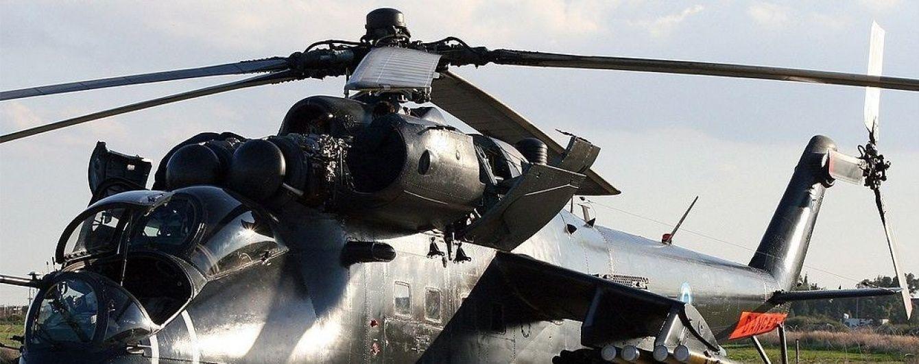 ЗМІ уточнили, який російський вертоліт збили в Сирії
