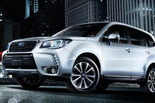 Subaru подготовила для японского рынка особую версию Forester