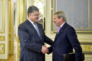 Єврокомісар розповів, яку допомогу отримає Україна завдяки прогресу у реформах