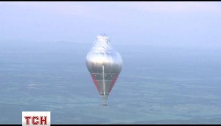 Російський священик вирушив у навколосвітню подорож на повітряній кулі