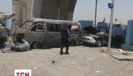 На півночі Багдаду терорист-смертник убив 7 людей