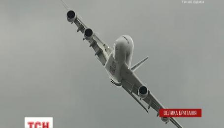 У Фарнборо українці представили новенький літак та підписали контракт з Канадою