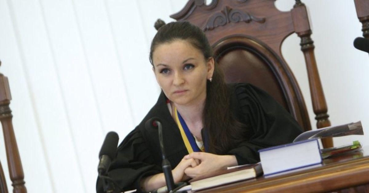 Суд отказался восстановить в должности скандальную судью Царевич