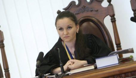 Представление об увольнении судьи Царевич внесут на рассмотрение президенту