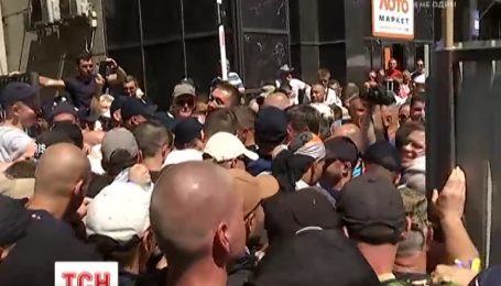 """Полиция задержала 17 участников столкновений возле скандального кафе """"Каратель"""""""