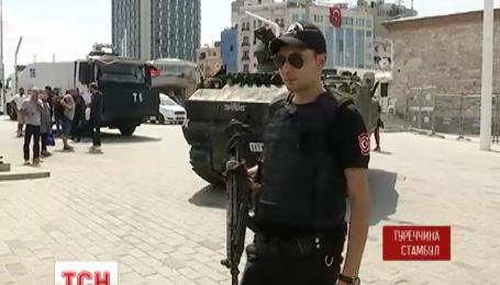 Стамбул приходит в себя после кровавой попытки военного переворота