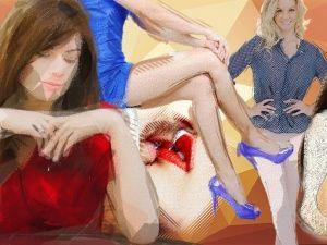 Школа невербаліки. Як жінки видають своє сексуальне бажання